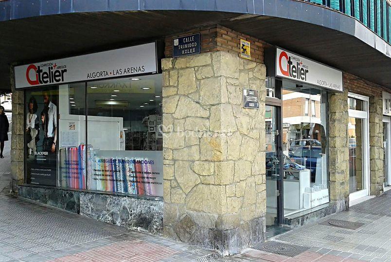 Tienda en Algorta (Getxo)