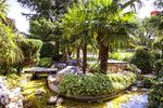 Jardines para fotos