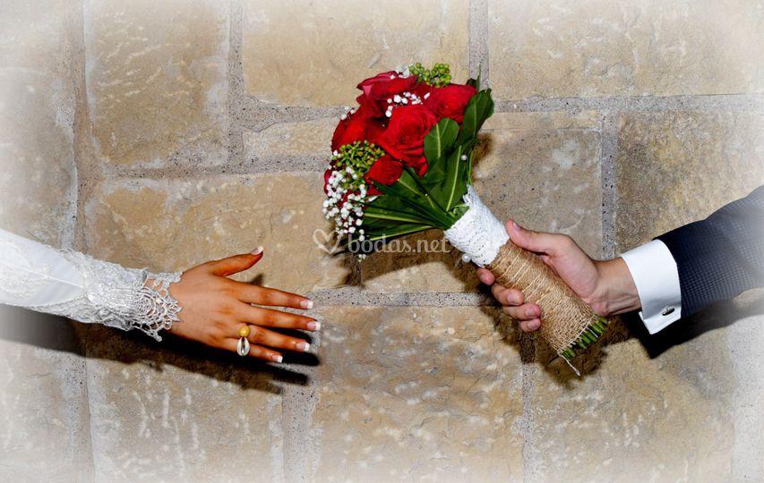 Detalle bodas