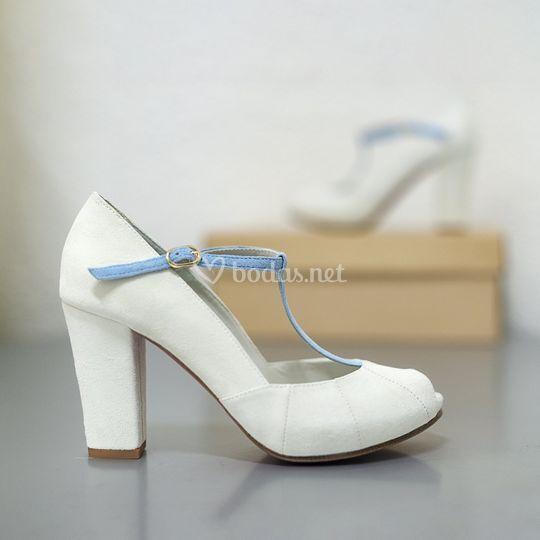 zapatos novia personalizados de calzados resán | foto 24