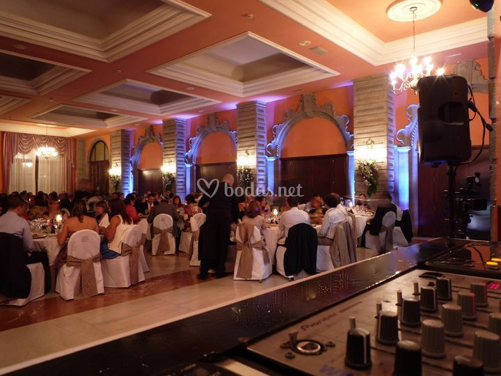 Música ambiental boda Canaria