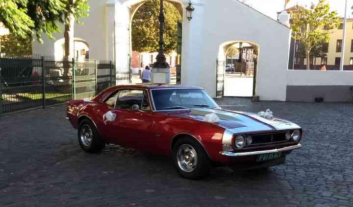 Camaro 67