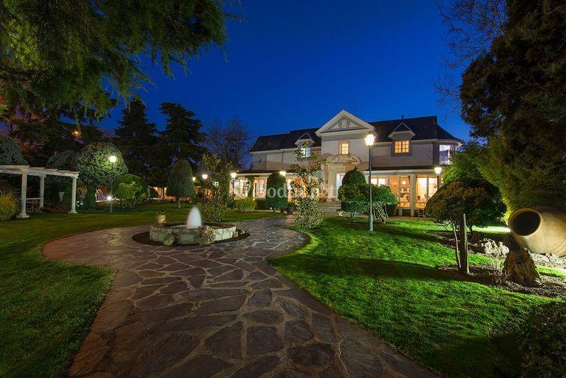 Jardines El Palacete