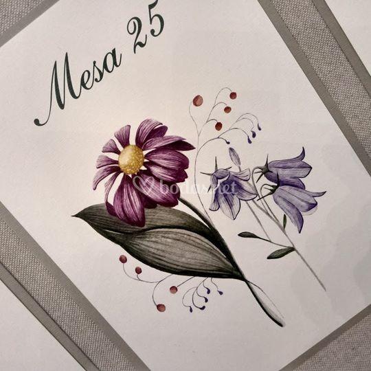 Elige tu flor