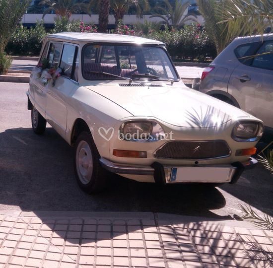 Citroën C8 Familiar