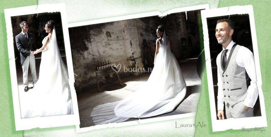 Album Laura&Alejandro