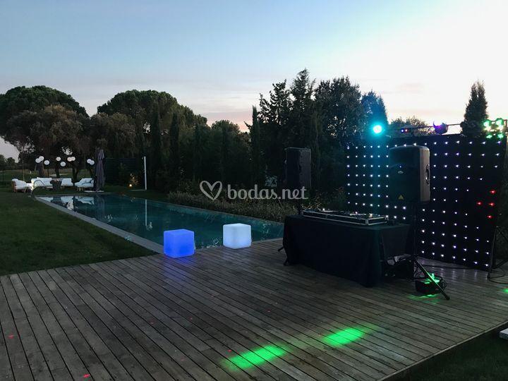 Fiesta privada