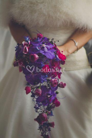 Ramos de novia de diseño