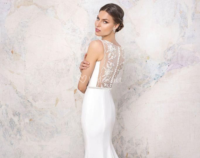 Vestido novia Lirio