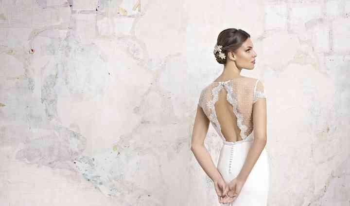 Vestido novia Dalia