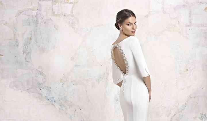 Vestido novia Jazmin