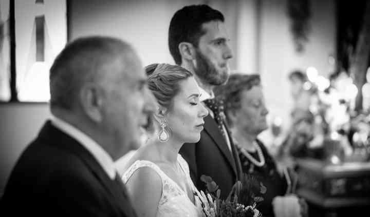 Emociones en la boda de S&C