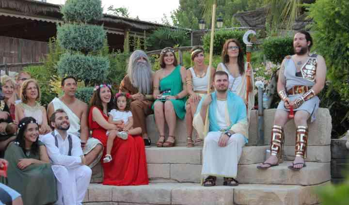 Unos invitados celestiales