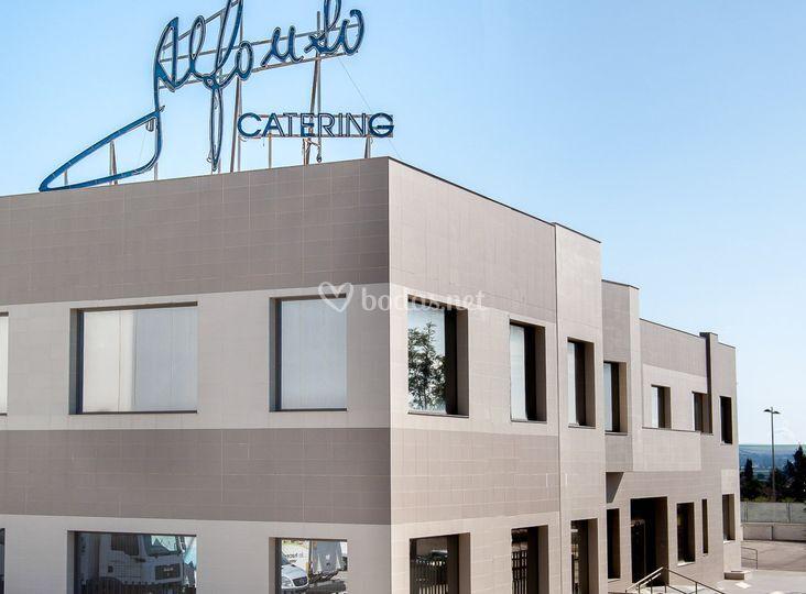 Instalaciones Alfonso Catering
