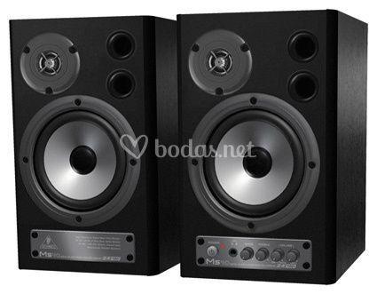 Digital Monitor Speakers