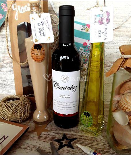 Vinos y licores gallegos