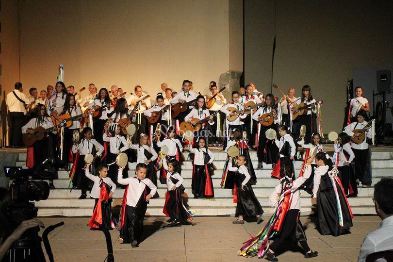Historia Música Villafranca