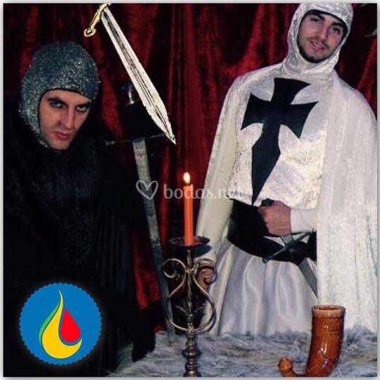 Espectaculo Camelot