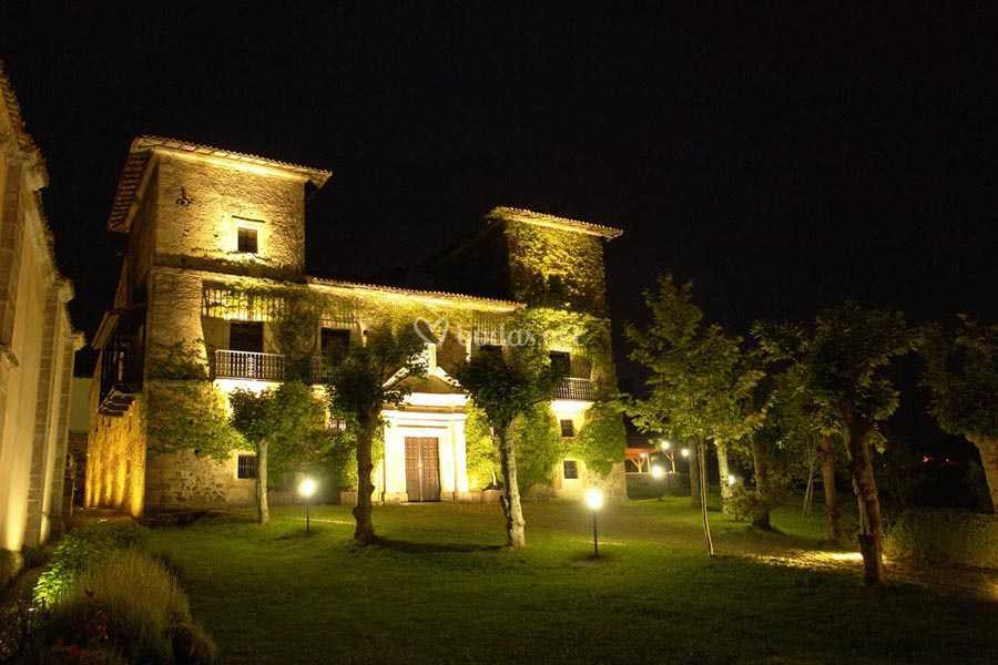 Exterior - noche