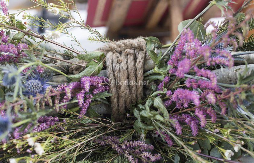 Todo tipo de arreglos florales