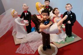 El Universo de la Srtamoon - Figuras para la tarta