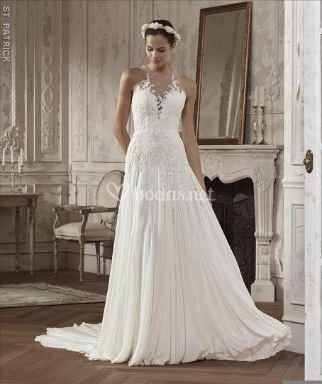 Vestidos de novia en san fernando cadiz