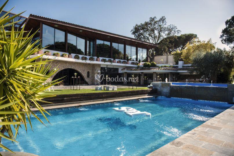 La hacienda del hogar gallego