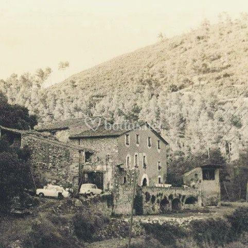 La masia del siglo xiv