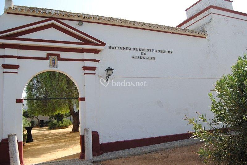 Hacienda Ntra Sra Guadalupe de Hacienda Nuestra Señora de Guadalupe