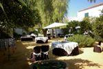 Patio de Hacienda Nuestra Se�ora de Guadalupe