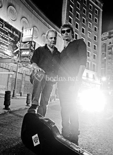 Champanier & Claudio Gabis
