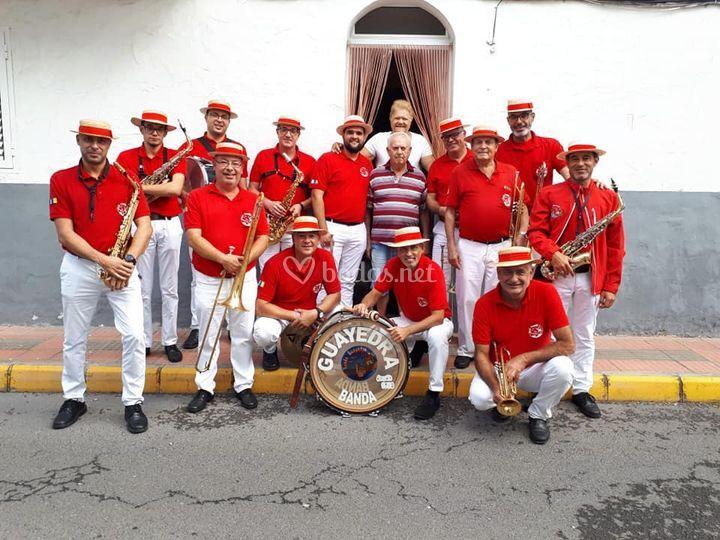 Banda Guayedra