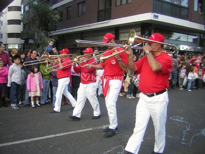 Cabalgata de Reyes en Las Palmas