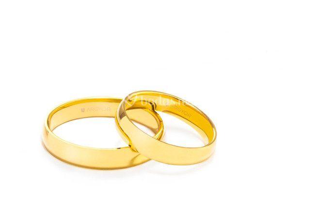 Alianzas de boda de El Rubí Joyeros Las Rozas