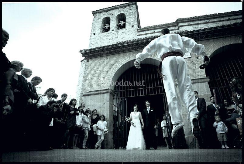 Boda organizada por Tubodaennavarra y foto realizada por nuestro fotógrafo oficial Mikel Rodríguez