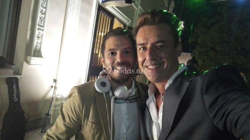 ANtonio y Mario DJ