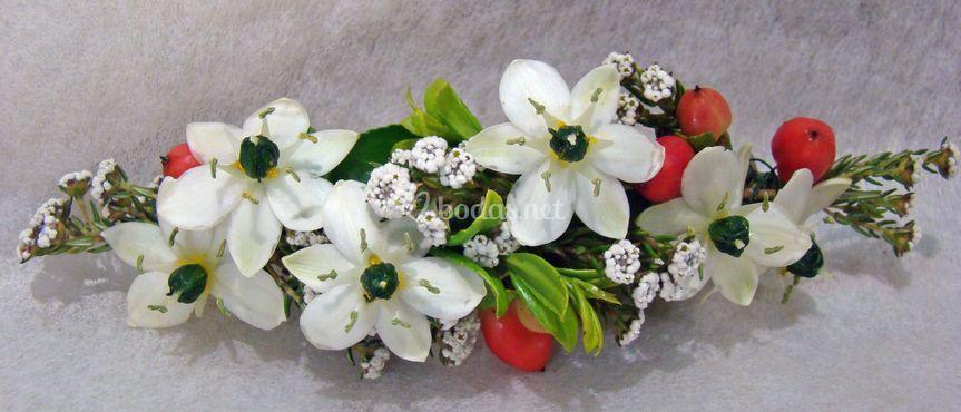 Pasador floral