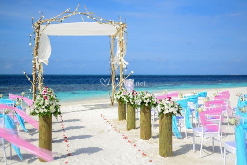 Trámites y decoración de bodas