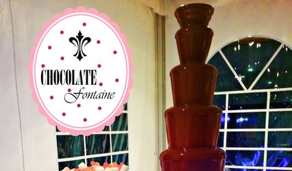 Chocolate Fontaine 1