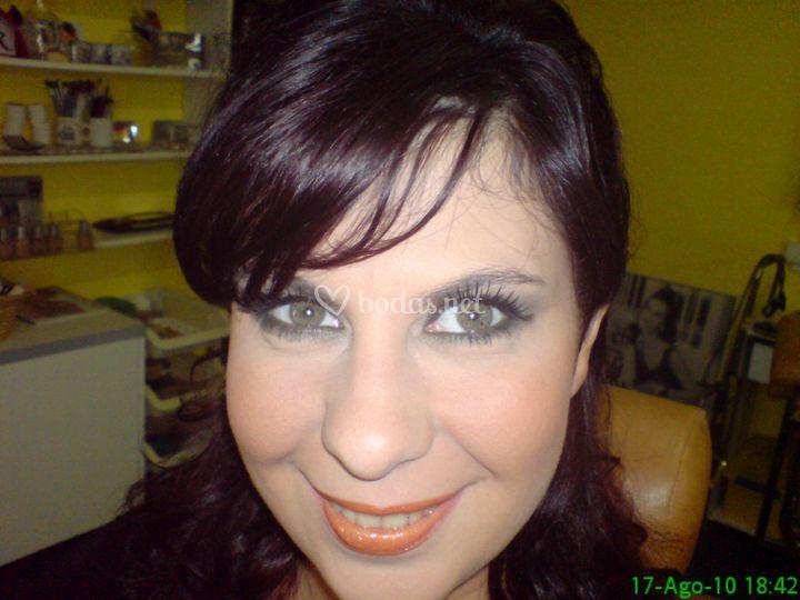Invitada. Maquillaje para Bodas