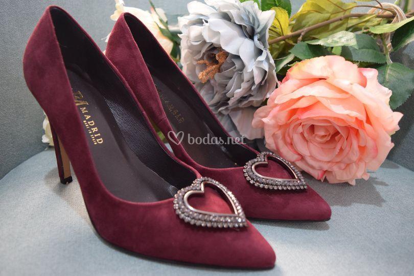 Zapatos que enamoram