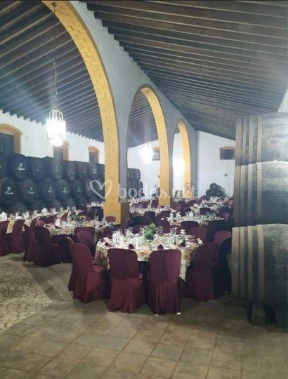 Bodega - salón