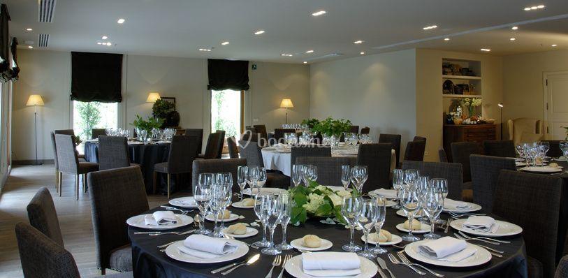 Banquete - Sala Garden Barcelona