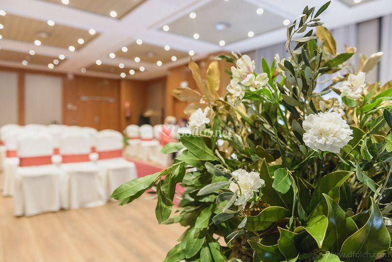 Ceremonia civil interior