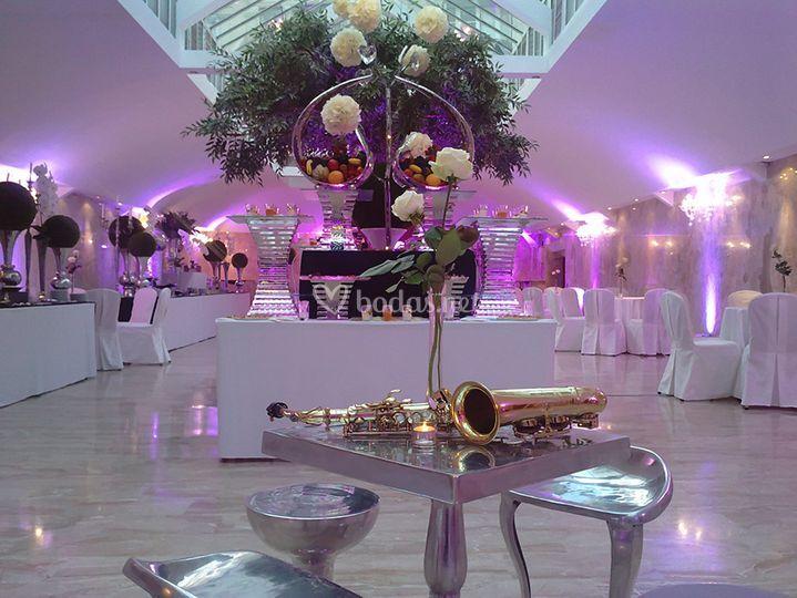 Saxofonista para bodas