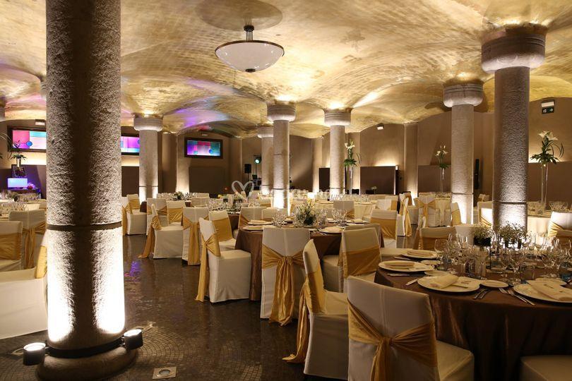 Salón Hotel Casa Fuster