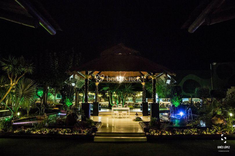 Salón Amazónico Garden