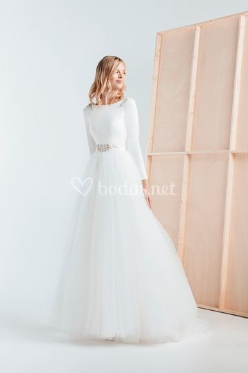 Colección novia 2020