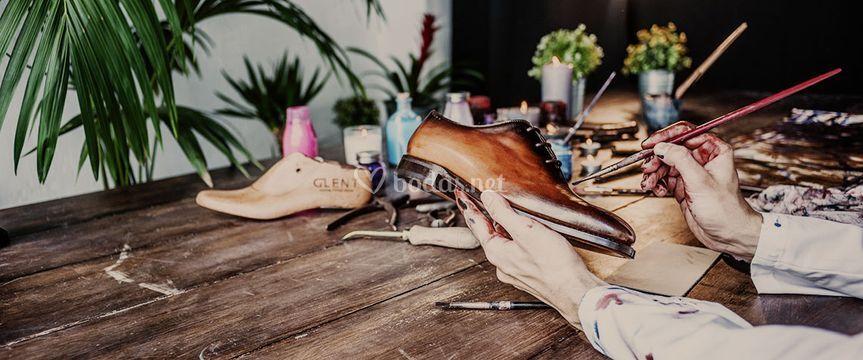 Calzado artesanal hecho a medi