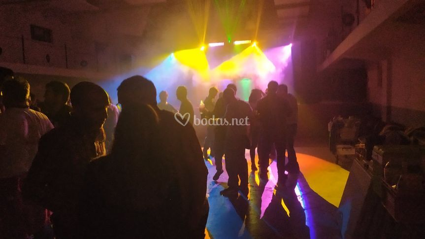 Discoteca para eventos